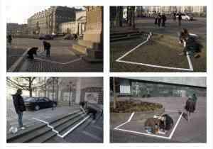 """Cómo se preparó la campaña """"Jeep Parking Space"""""""