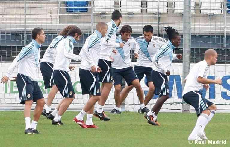 Previa: Real Madrid – Olympique de Marsella