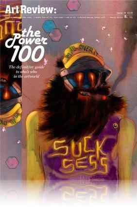 Los 100 artistas más poderosos de 2009, según la revista Art Review