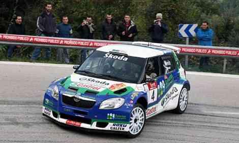 Alberto Hevia lideró en todo momento la competición