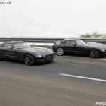 Mercedes SLS AMG, fotos oficiales... con camuflaje