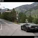 El SLS AMG, de pruebas por Pikes Peak