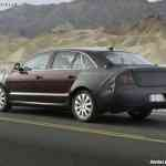 El Skoda Superb, de pruebas por Death Valley