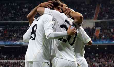 real madrid zurich