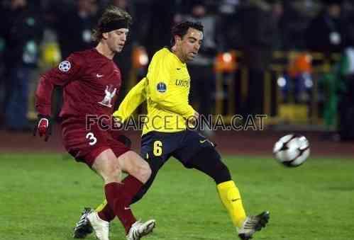 rubin kazan 0 - 0 barcelona