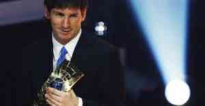 messi fifa world player 2009