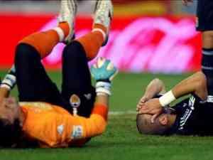Una lesión que trastoca los planes de Pepe y del Madrid