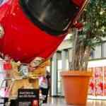 La publicidad de Alfa Romeo durante el Salón de Bruselas 22