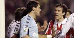 Iker Casillas y su particular calvario en San Mamés