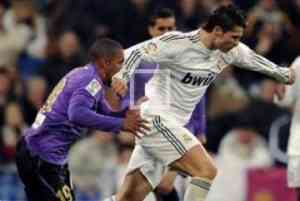 Cristiano Ronaldo estará dos partidos en la grada 3