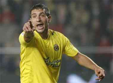 El Villareal cede a Eguren a la S.S Lazio 3