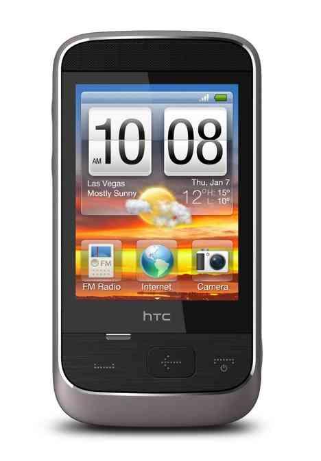 HTC Smart lanzado oficialmente en el CES 2010 3