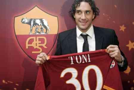 Luca Toni estará un mes de baja 3