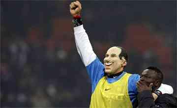 """La """"careta"""" vale una amarilla y 9.500 euros al Inter de Milán 3"""