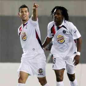 El Getafe gana 1-2 en el Ono Estadi 3