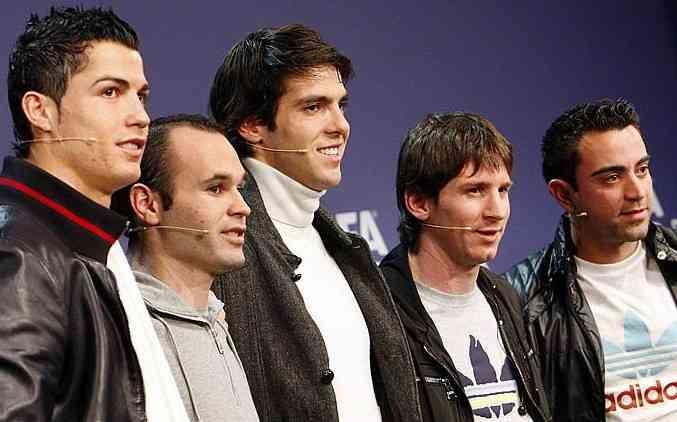 FC Barcelona y Real Madrid copan el Once Ideal 2009 3