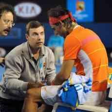 Nadal abandona en el open de Australia y deja el camino para Murray 3