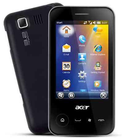 MWC 2010: Acer neoTouch P400 anunciado oficialmente 3