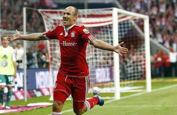Robben cree que el Bayern puede jugar mucho mejor 3