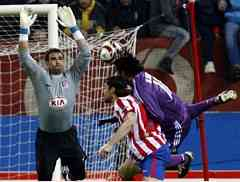 El Atlético perdió dos puntos por el camino 3