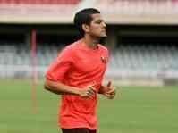 Alves estará tres semana de baja por una rotura fibrilar 3