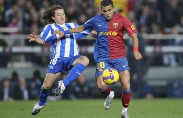Alves y Xavi podrían jugar ante el Stuttgart 3