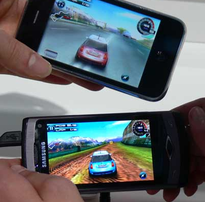 MWC 2010: Gameloft se encuentra desarrollando su primer juego móvil para Bada 3
