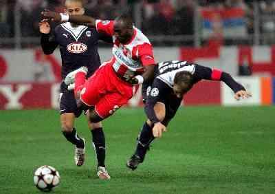 Crónica: Olympiacos 0 - 1 Girondins de Burdeos. Máxima efectividad francesa 3