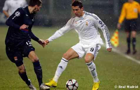 O. Lyon 1 - 0 Real Madrid. Ya solo queda el Bernabéu 3