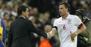 Capello toma una decisión ... ¡Terry no será el capitán! 3