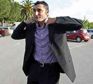 Valverde es destituido como técnico del Villareal 1