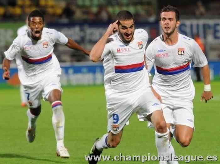 El Olympique de Lyon acaricia las semifinales 3