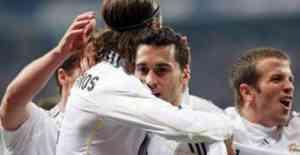 El Madrid sigue su racha de victorias 3