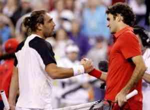Roger Federer está fuera de los octavos de Indian Wells