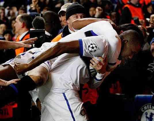 Crónica: Chelsea 0 - 1 Inter de Milán 3
