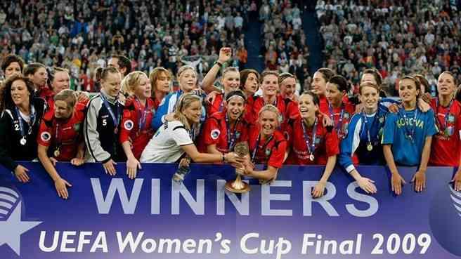 Semifinales de la Champions League Femenina 3