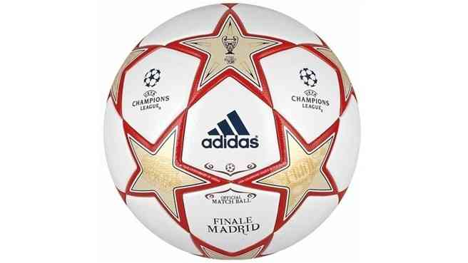 Finale Madrid, balón oficial de la final de Champions 3
