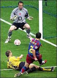 Previa: Arsenal - F.C. Barcelona 3
