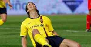El Almería saca un empate el día que expulsaron a Ibrahimovic 3