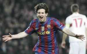Messi sale al rescate en el Camp Nou