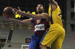 Este Barcelona no tiene fin, victoria por 28 puntos en Grecia 3