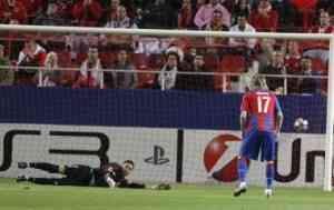 El Sevilla tampoco puede con el CSKA 3
