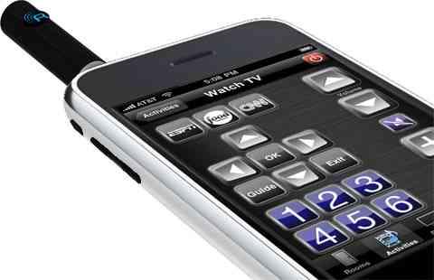 RedEye, tu iPhone como un mando a distancia universal 5