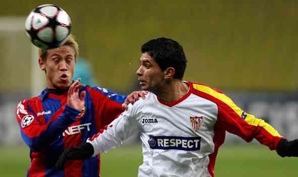 Previa: Sevilla FC - CSKA de Moscú 3