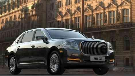 El Rolls Phantom chino (a.k.a Geely GE) se renueva 15