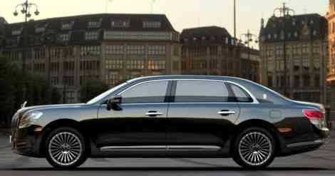 El Rolls Phantom chino (a.k.a Geely GE) se renueva 16