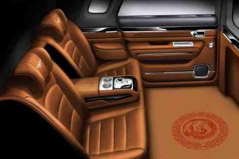 El Rolls Phantom chino (a.k.a Geely GE) se renueva 19