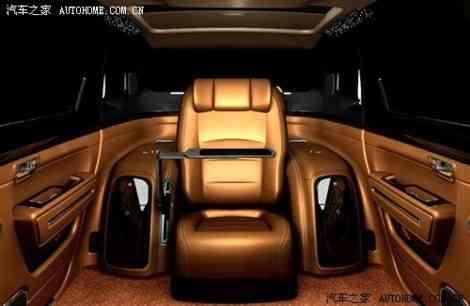 El Rolls Phantom chino (a.k.a Geely GE) se renueva 20