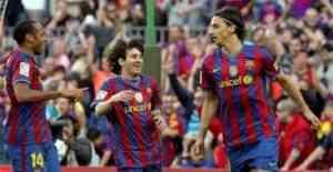 El Barcelona cumple ante el Xerez 3