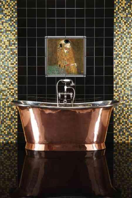 Un azulejo para un baño de lujo 3